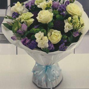 Simply Vintage Floral Bouquet
